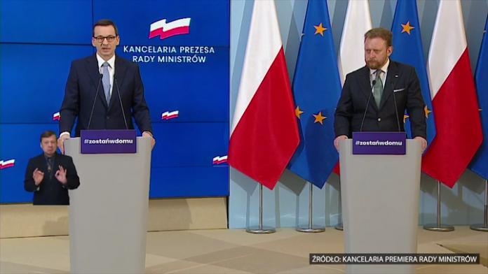 Premier Mateusz Morawiecki: Zakładamy scenariusz, że polska gospodarka będzie zamknięta przez dłuższy czas. Dopóki nie ma szczepionki, wszystko zależy od przestrzegania nałożonych ograniczeń
