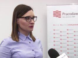 Wioletta Żukowska-Czaplicka, ekspertka Pracodawców RP ds. regulacji