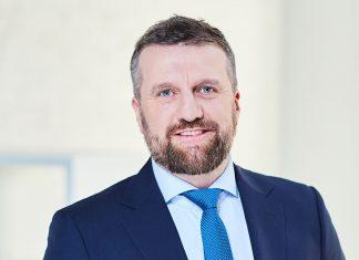 Wojciech Głażewski, dyrektor polskiego oddziału firmy Check Point