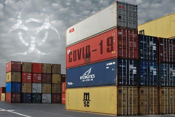 eksport koronawirus