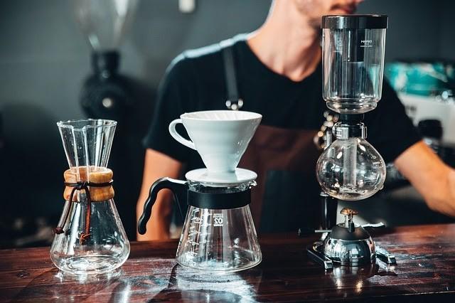 nauka parzenia kawy