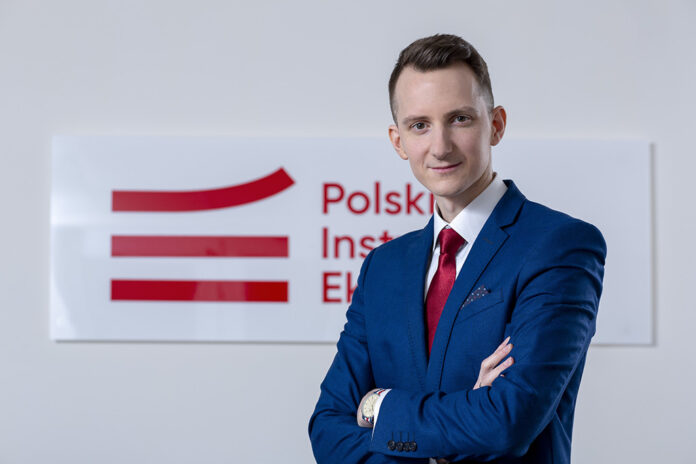 Andrzej Kubisiak, dyrektor Polskiego Instytutu Ekonomicznego