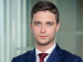 Daniel Kostecki, główny analityk Conotoxia
