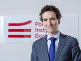 Ignacy Święcicki, kierownik zespołu gospodarki cyfrowej Polskiego Instytutu Ekonomicznego