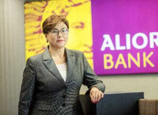 Iwona Duda, prezes Alior Banku (2)