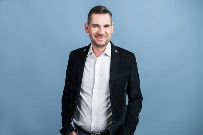 Krzysztof Jarecki, CEO w ExpertSender