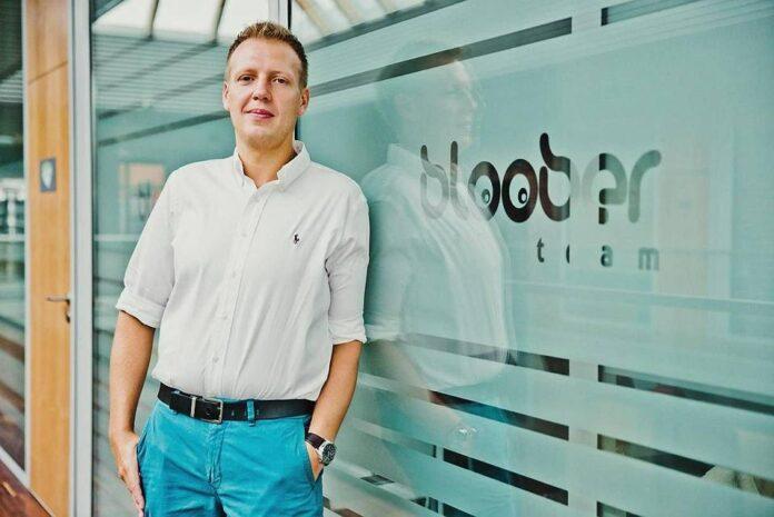 Piotr Babieno, prezes Bloober Team (Fot. materiały prasowe)