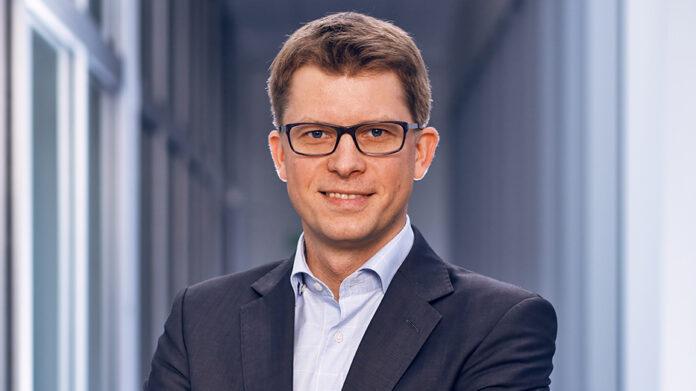 Piotr Sobiś, prezes zarządu Infoscan S.A.