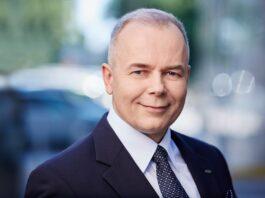 Prezes BOŚ Bogusław Białowąs