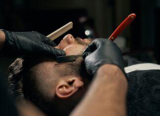 barber fryzjer