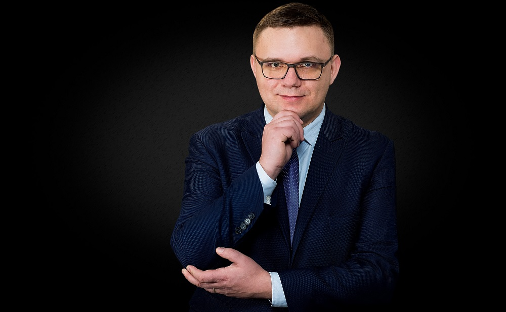 Marek Niczyporuk, radca prawny i doradca podatkowy z Kancelarii Ars AEQUI