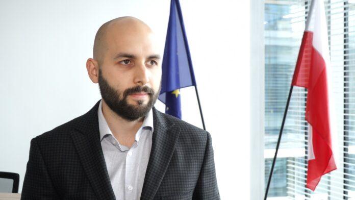Jan Kamoji-Czapiński, dyrektor Centrum Inwestycji Strategicznych Polskiej Agencji Inwestycji iHandlu