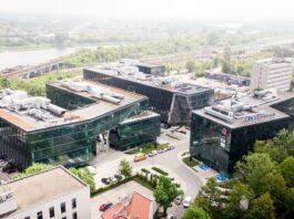 Equal Business Park w Krakowie