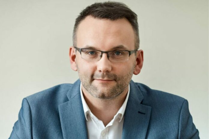 Marcin Zmaczyński, Head of Marketing CEE w Aruba Cloud