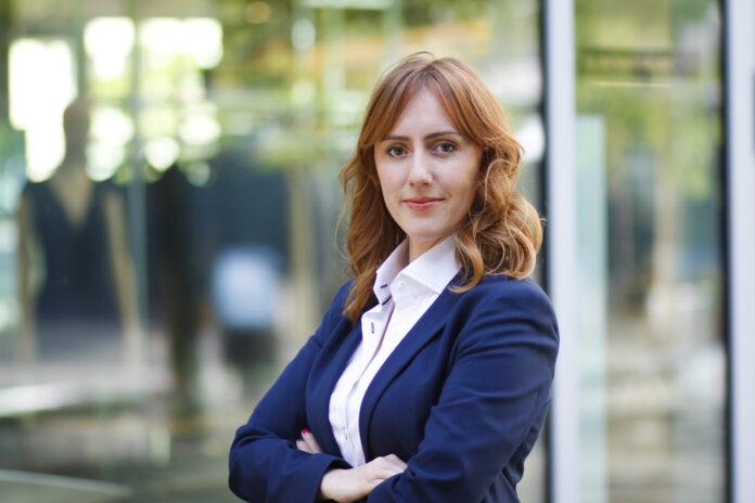 Agnieszka Winkler, Direktorin in der Abteilung für Beratung und Entwicklung kommerzieller Projekte, Colliers International