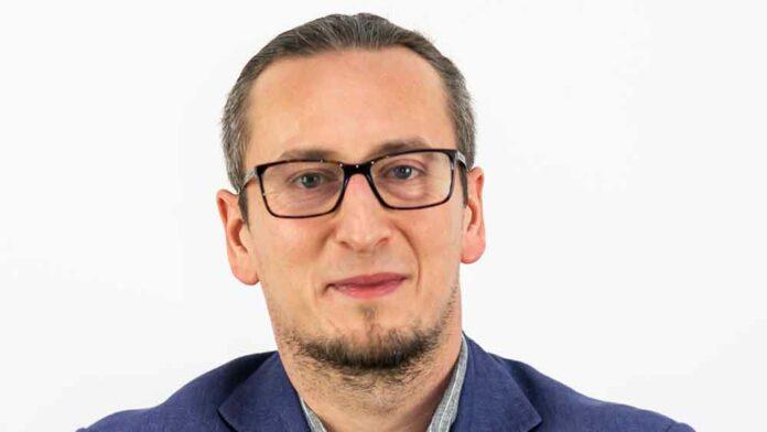 Wojciech Gołębiewski, Sales Manager Incentive&Recognition Category z Sodexo Benefits and Rewards Services Polska