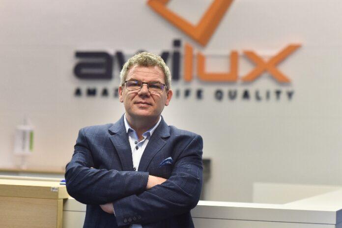 Marek Sprengel, prezes Awilux