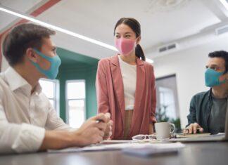 koronawirus i praca w biurze