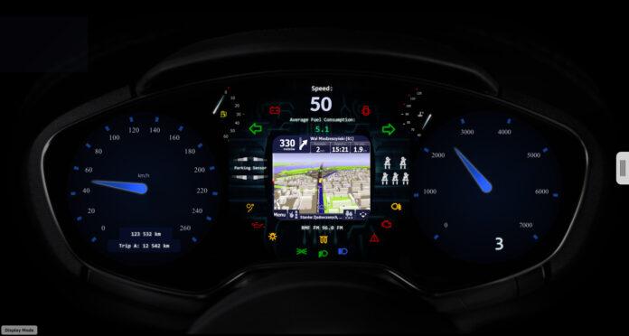 personalizacja wnętrza samochodu i systemów pokładowych (2)