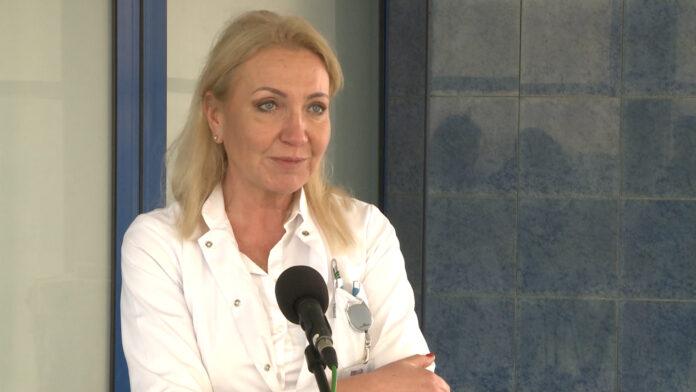 prof. dr hab. n. med. Maria Mazurkiewicz-Bełdzińska, przewodnicząca Polskiego Towarzystwa Neurologów Dziecięcych, kierownik Kliniki Neurologii Rozwojowej Gdańskiego Uniwersytetu Medycznego