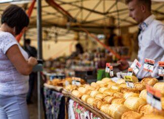 zakup lokalnych produktów jedzenie
