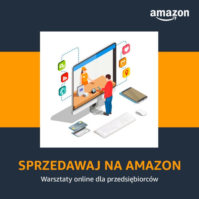 Cykl webinariów Amazon i PAIH dla polskich przedsiębiorców
