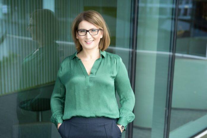 Iwona Betlejewska, współwłaścicielka LOXX i dyrektor zarządzająca.