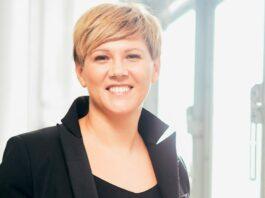 Nina Twardowska, prezes zarządu spółki Impel Business Solutions