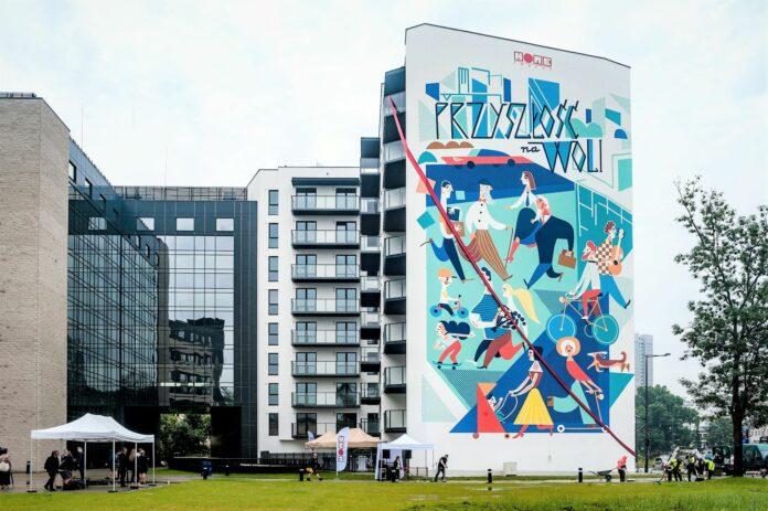 Okopowa 59A_Home Invest_mural Przyszłość na Woli 2 (002)