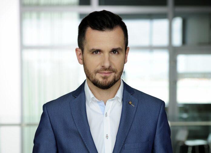Tomasz Dudek, Dyrektor Zarządzający OTTO Work Force
