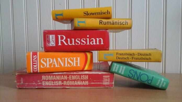 języki obce słownik
