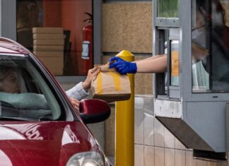 fastfood mcdonalds