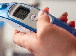 temperatura termometr