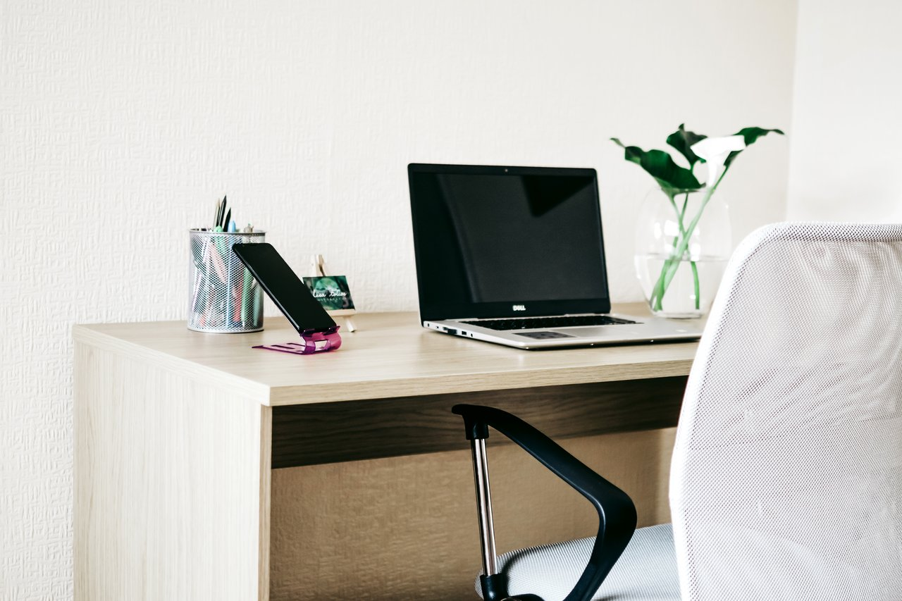 Fotel biurowy do pracy w domu