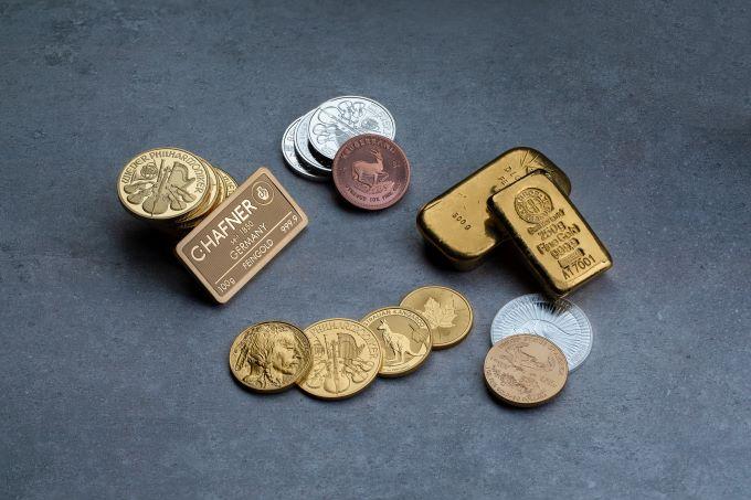 Złoto_zdjecie waluty