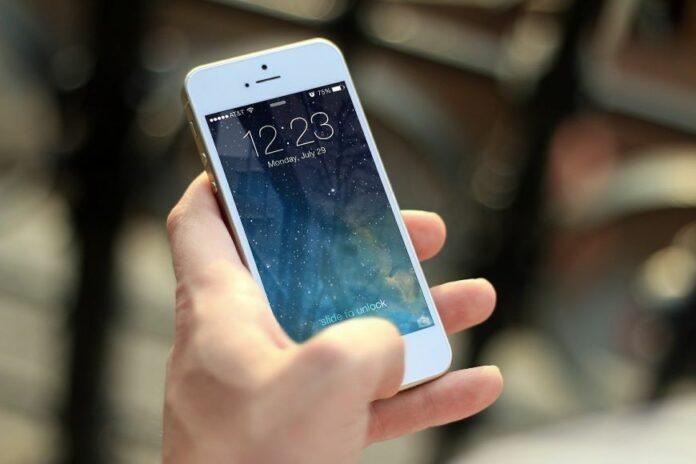 aplikacja telefon technologia