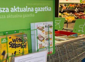 handel gazetka sklep spożywczy