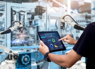 przemysł technologia robot