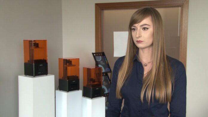 Druk 3D zmienia oblicze branży rozrywkowej. Na polskich urządzeniach powstają m.in. kostiumy na potrzeby gry Cyberpunk 2077