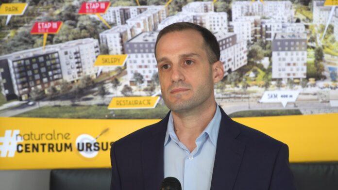 Boaz Haim, prezes zarządu RONSON Development