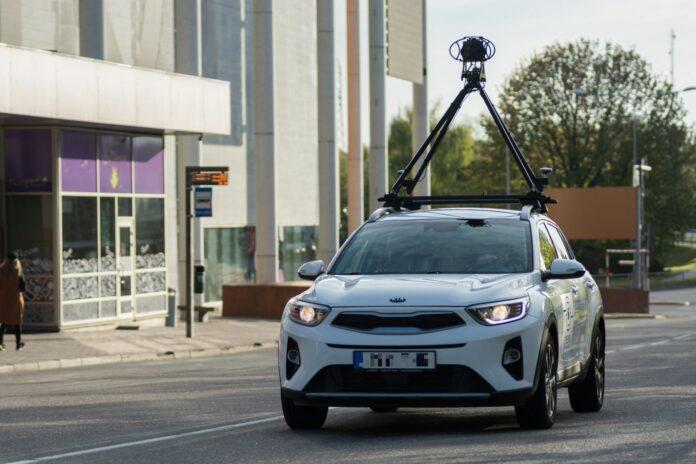 GIAP oraz estoński startup EyeVi Technologies będą mapować polskie drogi