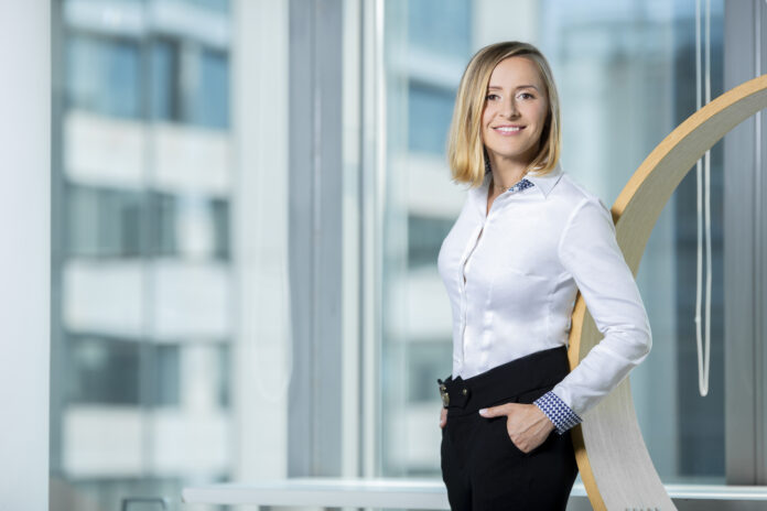Kinga Burcan, ekspert kredytowy, Partner Zarządzający w Trinity Finance