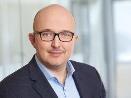Łukasz Marczyk, dyrektor zarządzający praktyką ubezpieczeniową w Accenture