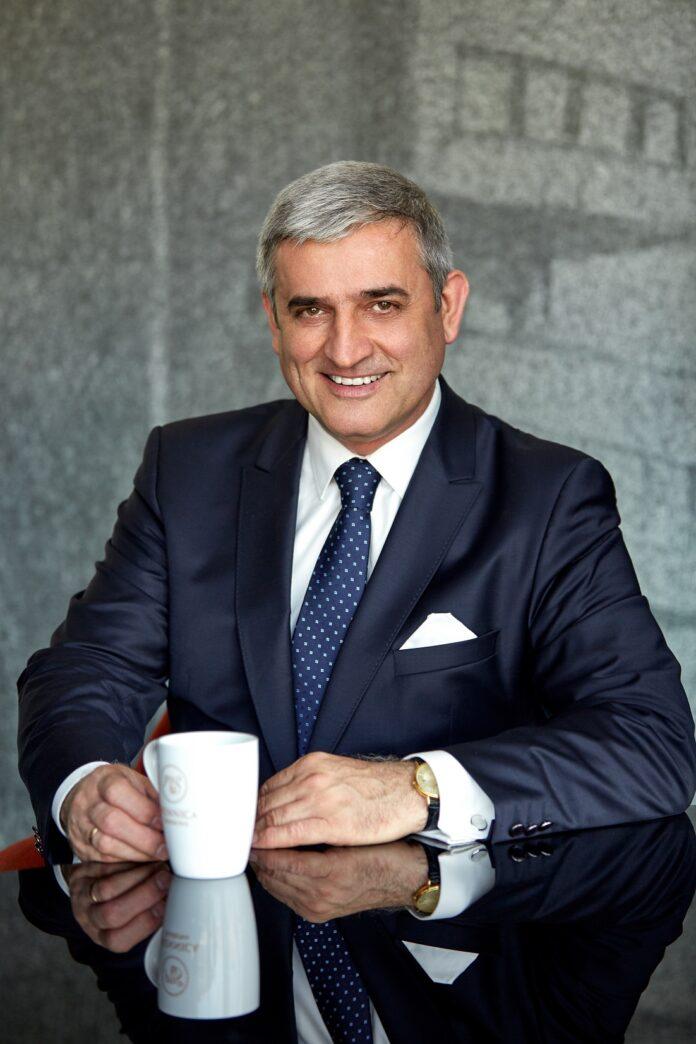 Jarosław Żołędowski, Prezes Zarządu Mennicy Skarbowej SA