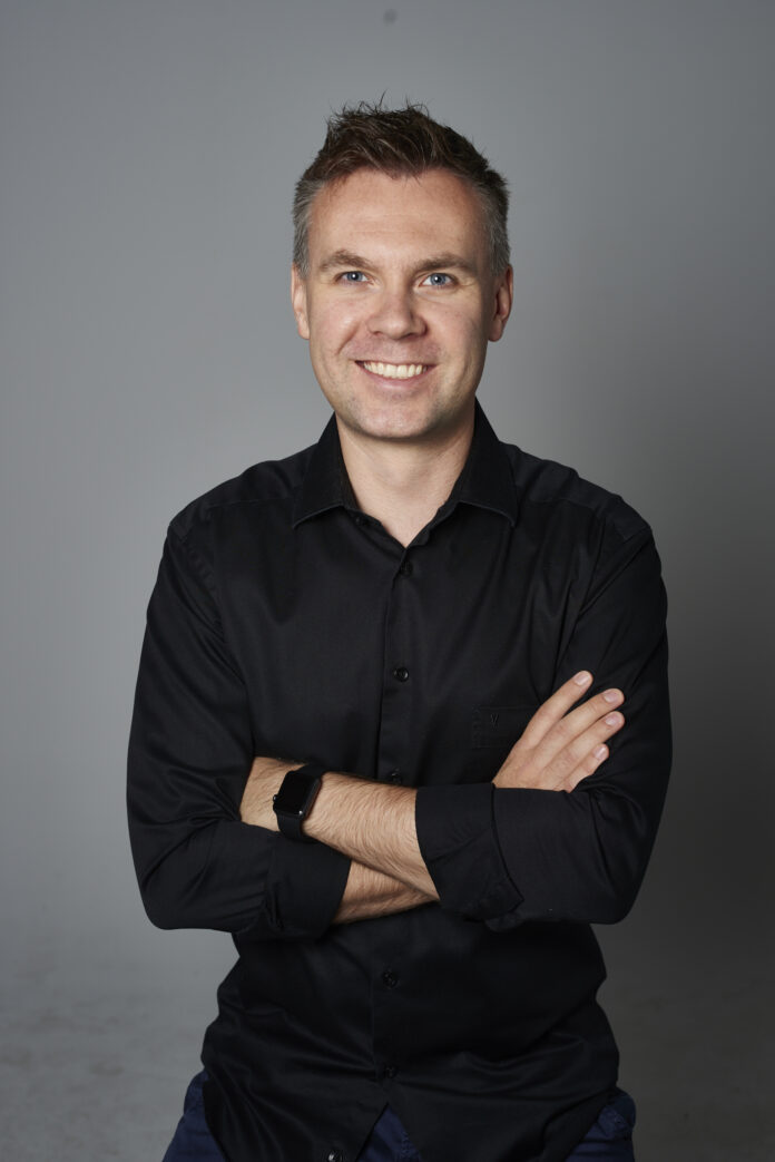 Michał Pieprzny, Country Leader w SAS Polska