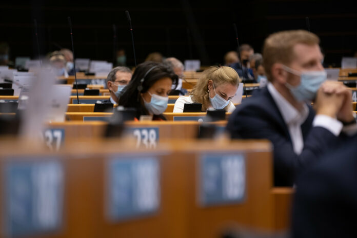 Parlament Europejski koronawirus