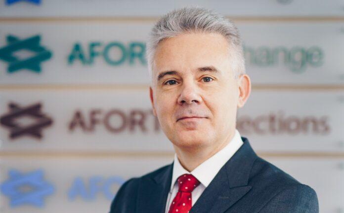 Piotr Klinowski, Country Head - Romania w AFORTI Holding