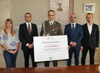 Ponad 11 mln dla WIM na stworzenie Centrum Wsparcia Badań Klinicznych