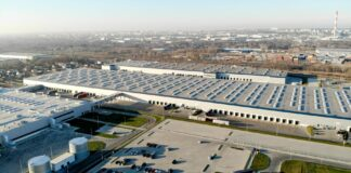 centrum logistyczne w Łodzi - Central European Logistics Hub