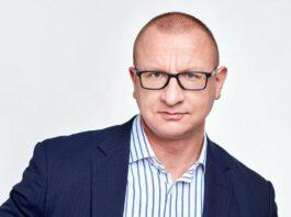 Szymon Mordasiewicz z GfK